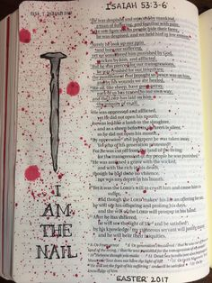 Quotes Bible Isaiah Art Journaling 54 Ideas For 2019 Bible Study Journal, Scripture Study, Bible Art, Art Journaling, Bible Drawing, Bible Doodling, Bible Notes, Bible Scriptures, Cute Bibles