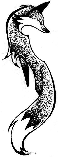 fox tattoo - Google otsing