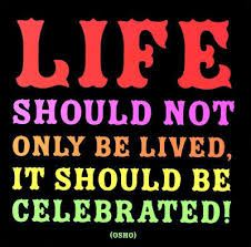 Another Year...Monday's Coming...Alarm Clock...Feeling Like A Robot? There Is Another Way...Celebrating Life