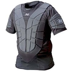Empire Grind ZE Men's Chest Protector - All chest protectors are the same right? WRONG! The Empire Grind Chest Protector ZE is designed up to the specifications of professional teams, including San Diego Dynasty. It features full back, front, and shoulder protection to help bounce those pesky paintballs as well as moisture wicking material to keep you cool and dry.. Outpost43 Everything Paintball op43.co.nz