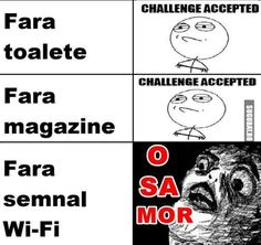 Tu poti rezista fara Wi-FI? - Sugubat Funny Moments, Cringe, Funny Images, Wi Fi, Haha, Playing Cards, Challenges, Jokes, Humor