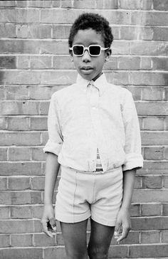 Bob Marley when he was sixteen.