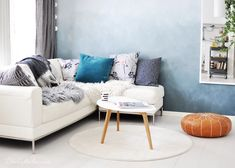 beautiful wall - ombre'