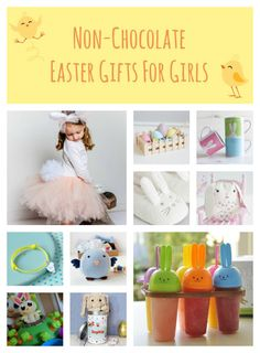 Non chocolate easter gifts giftss easter and easter gift negle Image collections