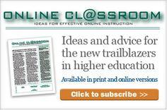 Brain-Based Online Learning Design