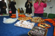 Happy Carnival with Accademia italiana Salerno and traditional sweets