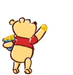 OK gif Winnie the Pooh