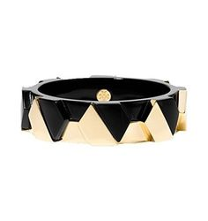 Tory Burch Hexagonal Wide Bangle. Get the lowest price on Tory Burch Hexagonal Wide Bangle and other fabulous designer clothing and accessories! Shop Tradesy now