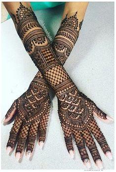 Arabic Bridal Mehndi Designs, Rajasthani Mehndi Designs, Wedding Henna Designs, Engagement Mehndi Designs, Mehndi Designs 2018, Mehndi Designs For Girls, Henna Designs Easy, Dulhan Mehndi Designs, Henna Mehndi