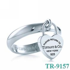 Tiffany and co Circle With Return To Pendants Ring jewelry http://shamelessjewelme.tumblr.com/