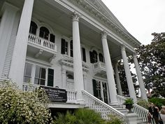 Bellamy Mansion, Wilmington NC. I passed this place so many times, but never went inside.