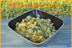 Butternut Squash Quinoa | www.homemademommy.net #recipe
