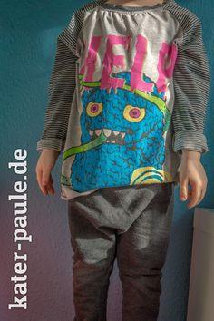 EmJo Shirt -  Upcycling  - EmJo Pants