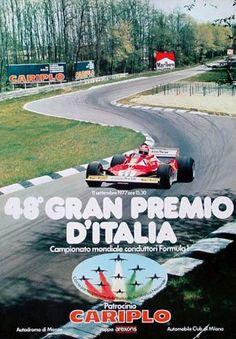 Italian Grand Prix / Autodromo di Monza / 1977
