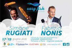 """#Lignano Sabbiadoro si prepara ad accogliere la nuova #edizione di """"Easy #Fish, il #festival del #Pesce Dell'Alto #Adriatico"""""""