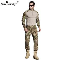 Tactical Military Combat Uniform Shirt & Pants G3 Airsoft GEN3 Camo MultiCam BDU | Sporting Goods, Hunting, Tactical & Duty Gear | eBay!