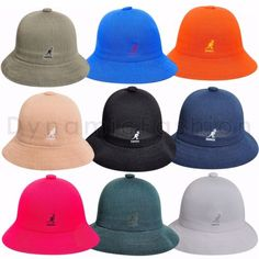293dd6830f96f Details about Authentic KANGOL Mens Tropic Casual Bucket Hat Cap K2094ST S  M L XL