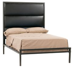 Iron Loft Bed [see website for available sizes]