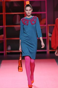 Agatha Ruiz de la Prada A/W 2012