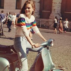 Roman Holidays ☀ #subdued #subduedgirls #subduedstyle #lotd #ootd