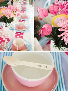 Alice in Wonderland Party | Vintage Alice in Wonderland Tea Party // Hostess with the Mostess®