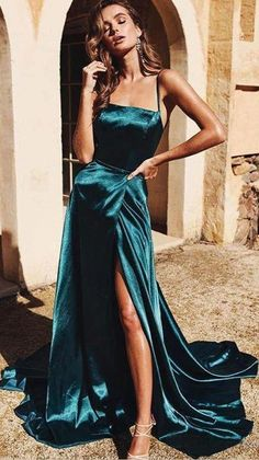 Cheap Formal Gowns, Cheap Prom Dresses, Formal Evening Dresses, Evening Gowns, Grad Dresses, Fall Dresses, Long Dresses, Formal Wear, Party Dresses