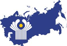 Flag-map of the Commonwealth of Independent States National Anthem, Commonwealth, Superhero Logos, Ecommerce, Flag, Business, Russian Federation, Cold War, Instrumental