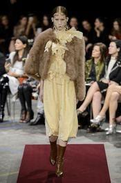 Le show tr�s attendu de Givenchy � New York
