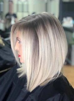 15 Short Hairstyles For Fine Hair : Best Short Fine Hair Cuts For Women Are you looking for some lovely Short Hairstyle for your Fine Hair? You may give an eye to the collection where we have got some amazing Short Hairstyles For Fine Hair. Short Curly Hairstyles For Women, Haircuts For Fine Hair, Curly Hair Styles, Bob Haircuts, Fine Hair Styles For Women, Black Hairstyles, Hairstyles 2016, Women Hair Cuts, Fine Short Hair Styles