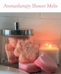 Pin it! | These Aromatherapy Shower Melts Are The Perfect De-Stressing Solution