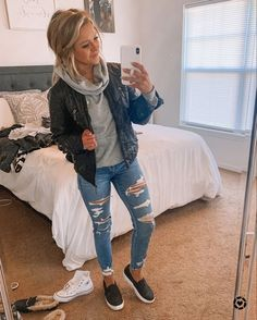 Mom Outfits, Cute Casual Outfits, Simple Outfits, Everyday Outfits, Cute Fashion, Fashion Outfits, Womens Fashion, Fall Winter Outfits, Spring Outfits