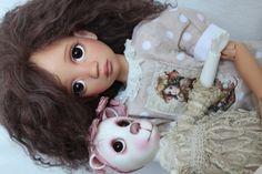 Нежная Maddison light tan by Liz Frost. / Шарнирные куклы BJD / Шопик. Продать купить куклу / Бэйбики. Куклы фото. Одежда для кукол