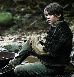 Game of Thrones -- Arya Stark                                                                                                                                                                                 More