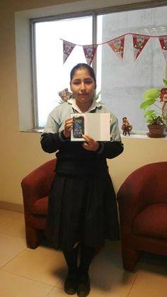 Les compartimos la entrega de nuestro POP C5 a Mabel Campos, ganadora en el concurso #NuestroToqueOneTouch en Perú. ¡Felicitaciones y que disfrutes de la nueva generación POP!