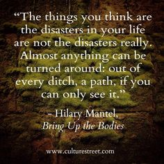 Culture Street | Quote of the Day from Hilary Mantel