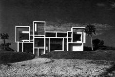 paul rudolph… milam house, jacksonville, florida (1960-62)