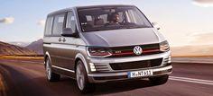 Estabas deseando verlo: este es el aspecto de una Volkswagen Transporter T6 GTI y R - Diariomotor
