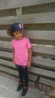Riccho Safo Snapback Black/Pink