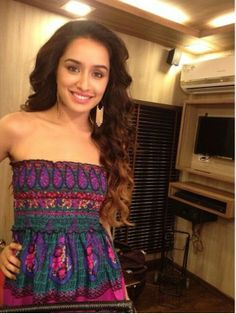 Shraddha Kapoor gets into 'Ek Villain' Aisha's skin! #Style #Bollywood #Fashion #Beauty