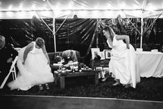 A Joyous + Prideful Backyard Maine Wedding Navy Blue Heels, Couples In Love, Maine, Reception, Backyard, Dancing Shoes, Party, Photography, Wedding