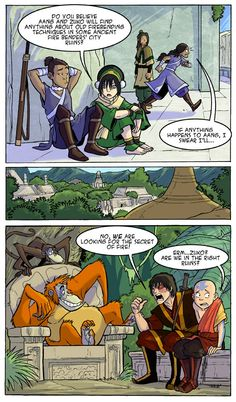 The last airbender and the jungle book