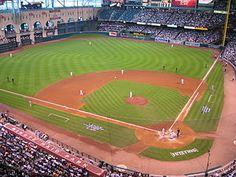Minute-Maid Park   Houston Astros