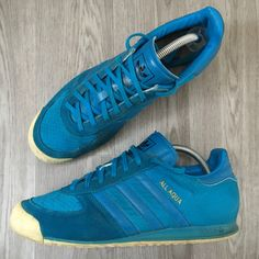 Adidas All Aqua. Article: 553718. Year: 2005. Made in Indonesia. #adidasallaqua