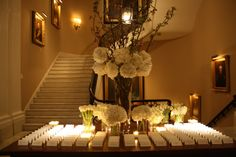 romantic place cards table | ... : Placecard Table Ideas by Katherine Patty Warden from TableArt.net