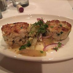 Crab Cakes, Berns Steak House