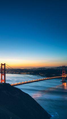 San Francisco, CA - The Golden Gate Bridge