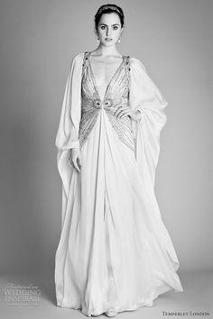 Vestido bohemio de Temperley London