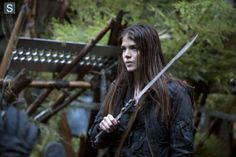 """#The100 S01E13 """"We are Grounders Part 2"""" 
