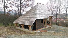 Cabana de la Baia Sprie - Maramureș - proiectul meu de suflet