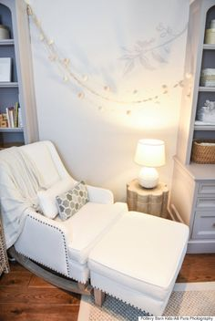 The Currys' Nursery For Their Second Baby Is Freaking Adorable